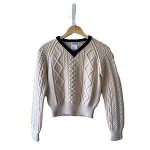 Chanel Wool Sweater